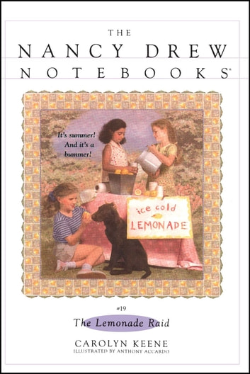 The Lemonade Raid ebook by Carolyn Keene