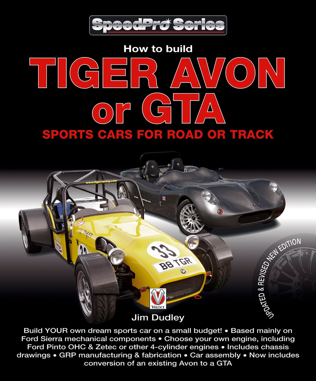 How To Build Tiger Avon Or GTA Sports Cars For Road Or Track EBook By Jim  Dudley   9781845845797 | Rakuten Kobo