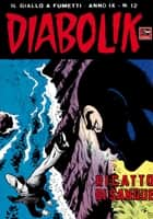 DIABOLIK (166) - Ricatto di sangue ebook by Angela e Luciana Giussani