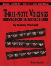 Three-Note Voicings and Beyond ebook by Randy Vincent
