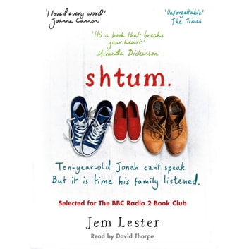 Shtum - A funny and uplifting story of families and love audiobook by Jem Lester