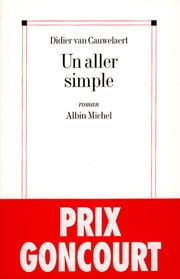 Un aller simple ebook by Didier van Cauwelaert