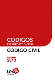 Código Civil 2013 ebook by Lexit