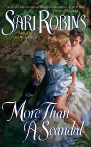 More Than a Scandal ebook by Sari Robins