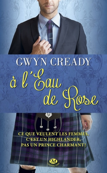 À l'eau de rose ebook by Gwyn Cready