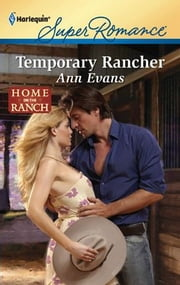 Temporary Rancher ebook by Ann Evans
