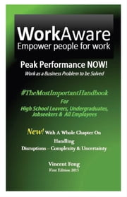WorkAware - Peak Performance NOW! ebook by Vincent Fong