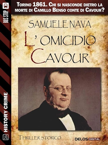 L'omicidio Cavour ebook by Samuele Nava