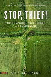 Stop, Thief! - The Commons, Enclosures, and Resistance ebook by Peter Linebaugh