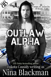 Outlaw Alpha ebook by Nina Blackman