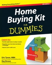 Home Buying Kit For Dummies ebook by Eric Tyson,Ray Brown
