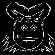 Apes In a Box ebook by Benjamin Wood,David Holbert