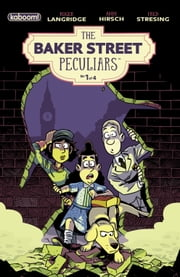 Baker Street Peculiars #1 ebook by Roger Langridge,Andy Hirsch