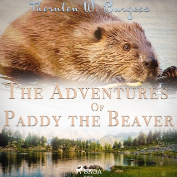 The Adventures of Paddy the Beaver audiobook by Thornton W. Burgess