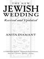 The New Jewish Wedding, Revised ebook by Anita Diamant