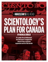 Scientology's Plan for Canada ebook by Nicholas Köhler
