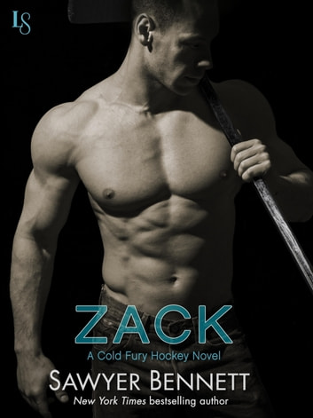 Zack - A Cold Fury Hockey Novel ebook by Sawyer Bennett