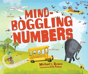 Mind-Boggling Numbers ebook by Michael J. Rosen