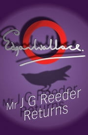 Mr J G Reeder Returns ebook by Edgar Wallace