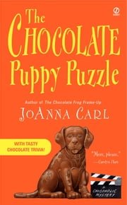 The Chocolate Puppy Puzzle ebook by JoAnna Carl