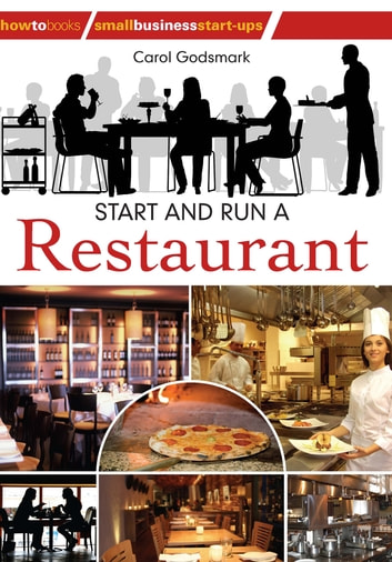 Start And Run A Restaurant - Make life simpler for those you leave behind. Ensure that your estate goes to the people who you want to benefit. Minimise the tax in your estate. ebook by Carol Godsmark