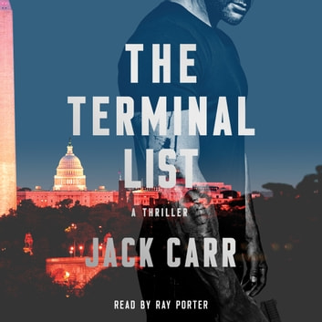 The Terminal List - A Thriller audiobook by Jack Carr