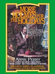 More Holmes for the Holidays ebook by Martin H. Greenberg,Jon L. Lellenberg,Various