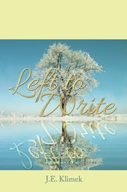 Left to Write ebook by J.E. Klimek
