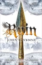 Ruin: The Faithful and the Fallen 3 ebook by John Gwynne