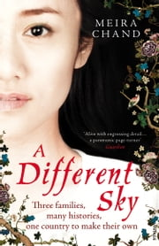 A Different Sky ebook by Meira Chand