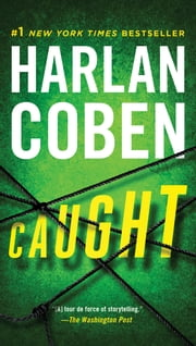 Caught ebook by Harlan Coben