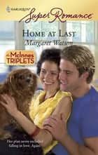Home at Last ebook by Margaret Watson