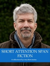Short Attention Span Fiction Volume One ebook by James Dillingham