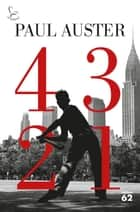 4 3 2 1 (Edició en català) eBook by Paul Auster, Albert Nolla Cabellos