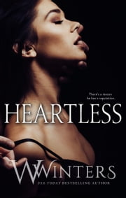 Heartless ebook by W. Winters, Willow Winters