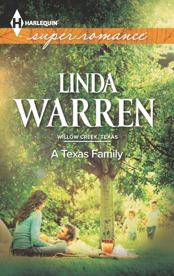 A Texas Family ebook by Linda Warren