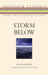 Storm Below ebook by Hugh Garner