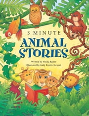 3-Minute Animal Stories ebook by Nicola Baxter