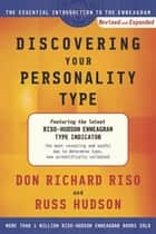 Discovering Your Personality Type ebook by Don Richard Riso,Russ Hudson