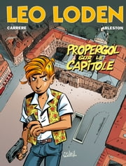Léo Loden T07 - Propergol sur capitole ebook by Serge Carrère,Christophe Arleston