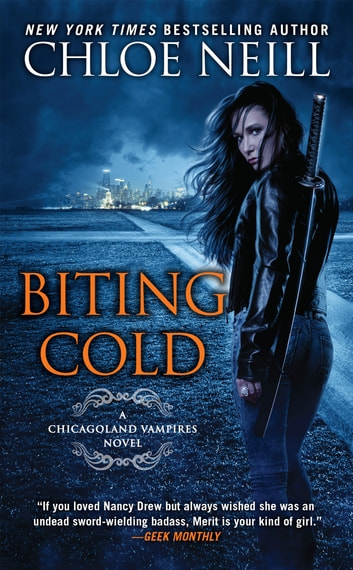 Biting Cold ebook by Chloe Neill