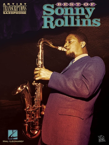 Best of Sonny Rollins Songbook ebook by Sonny Rollins