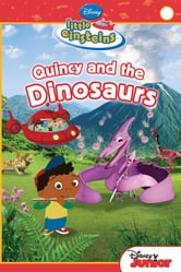 Little Einsteins: Quincy and the Dinosaurs ebook by Susan Ring