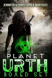 The Savage Lands (Planet Urth Books 1 & 2) ebook by Jennifer Martucci, Christopher Martucci