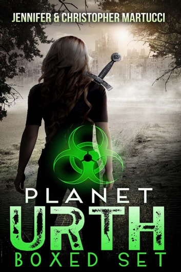 The Savage Lands (Planet Urth Books 1 & 2) ebook by Jennifer Martucci,Christopher Martucci