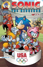Sonic the Hedgehog #242 ebook by Ian Flynn,Jamal Peppers,Terry Austin,Tracy Yardley!