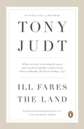 Ill Fares the Land ebook by Tony Judt