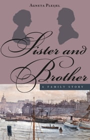 Sister and Brother - A Family Story ebook by Agneta Pleijel, Harald Hille