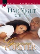 One Night With You (Mills & Boon Cherish) ebook by Gwynne Forster