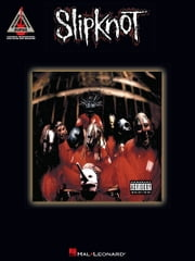 Slipknot (Songbook) ebook by Slipknot